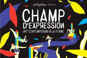 Champ d'Expression | Art contemporain à la ferme